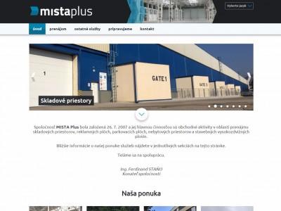 MistaPlus.sk